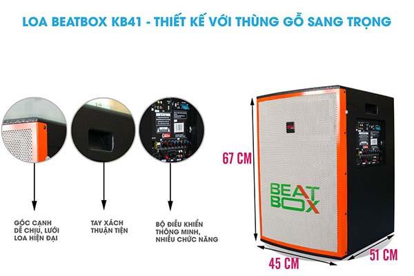 kich thuot loa keo beatbox kb41