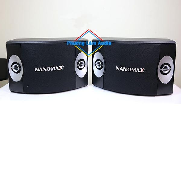 loa hat karaoke nanomax s825